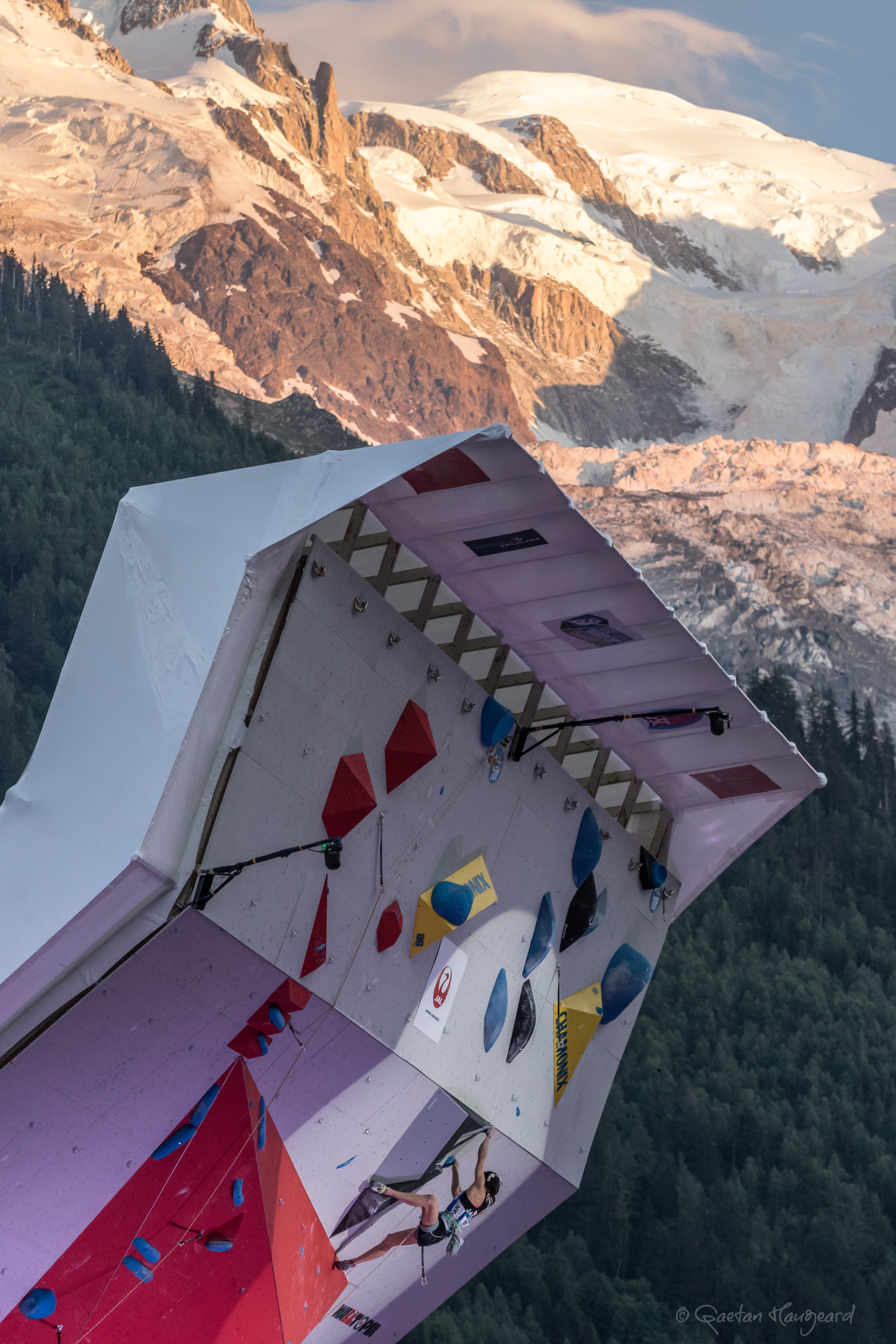 Climbing world cup programm 2019