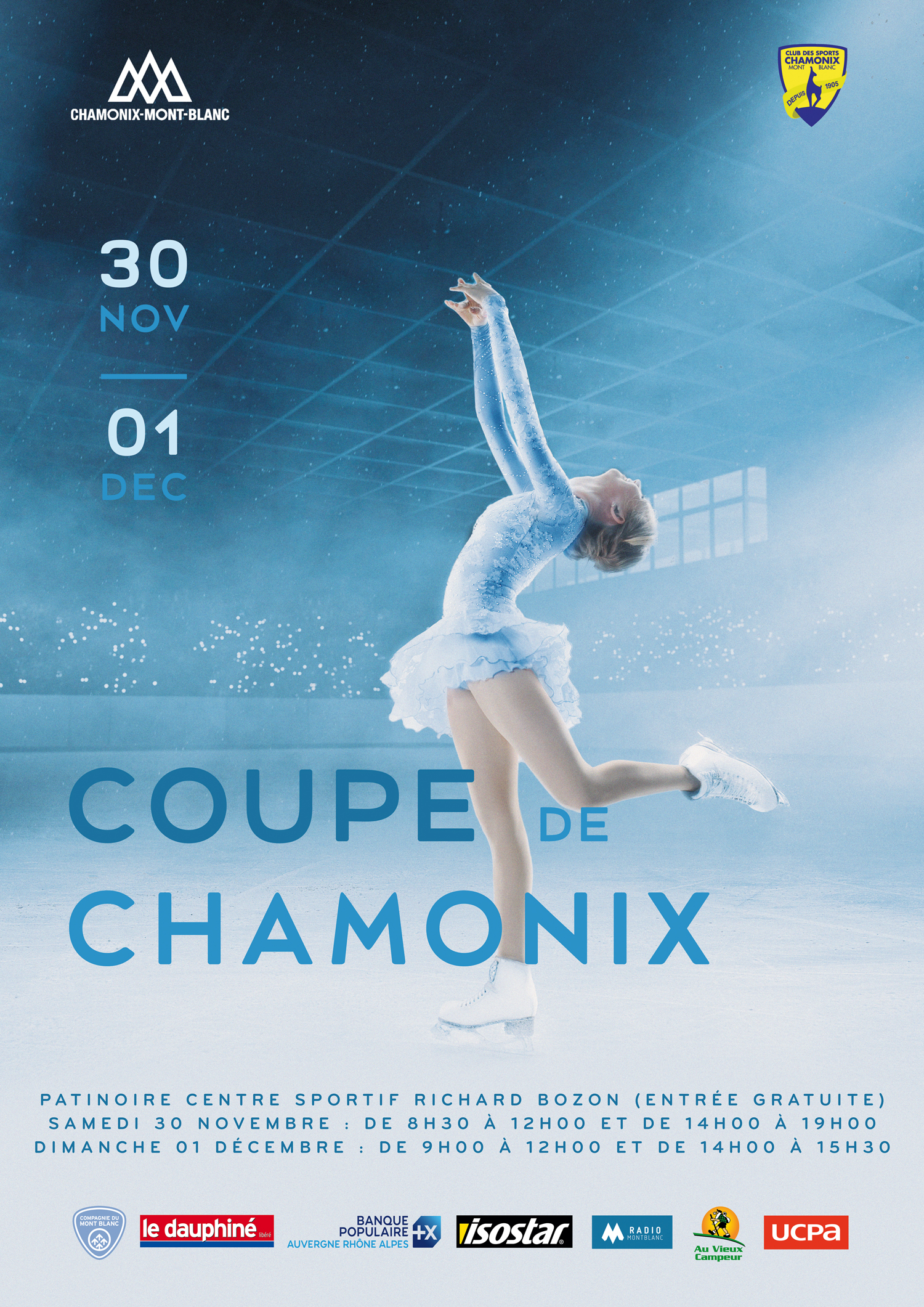 The Coupe de Chamonix is coming!